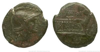 Read more about the article 967NU – Triens Numitoria – Caius Numitorius