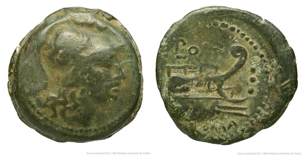 Read more about the article 1174PO – Triens Pomponia – Lucius Pomponius Molo
