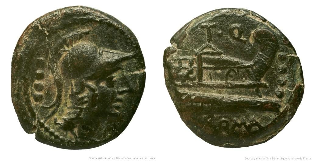 Read more about the article 1037QU – Triens Quinctia – Titus Quinctius Flaminius