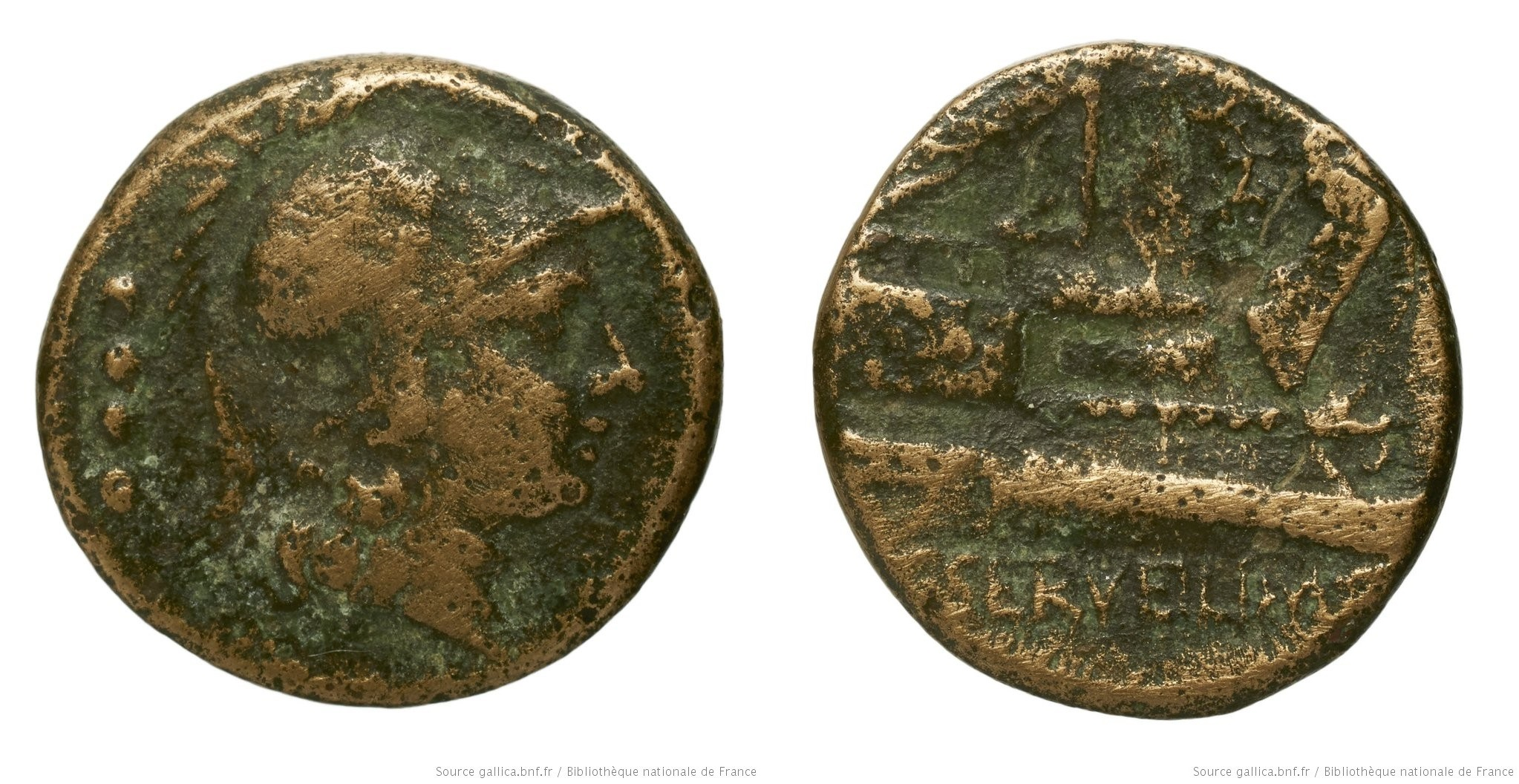 You are currently viewing 932SE – Triens Servilia – Caius Servilius