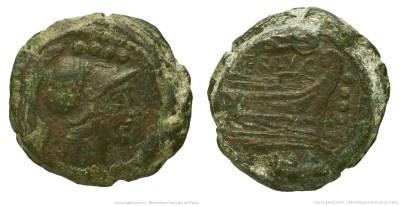 Read more about the article 887TE – Triens Terentia – Caius Terentius Lucanus