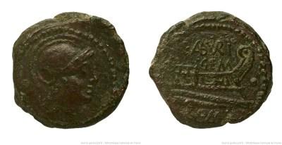 961AB – Once Aburia – Caius Aburius Geminus