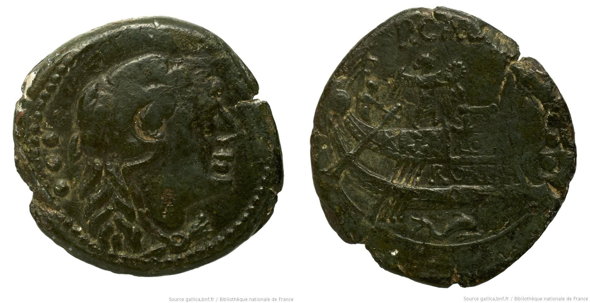 972CA – Quadrans Calpurnia – Publius Calpurnius