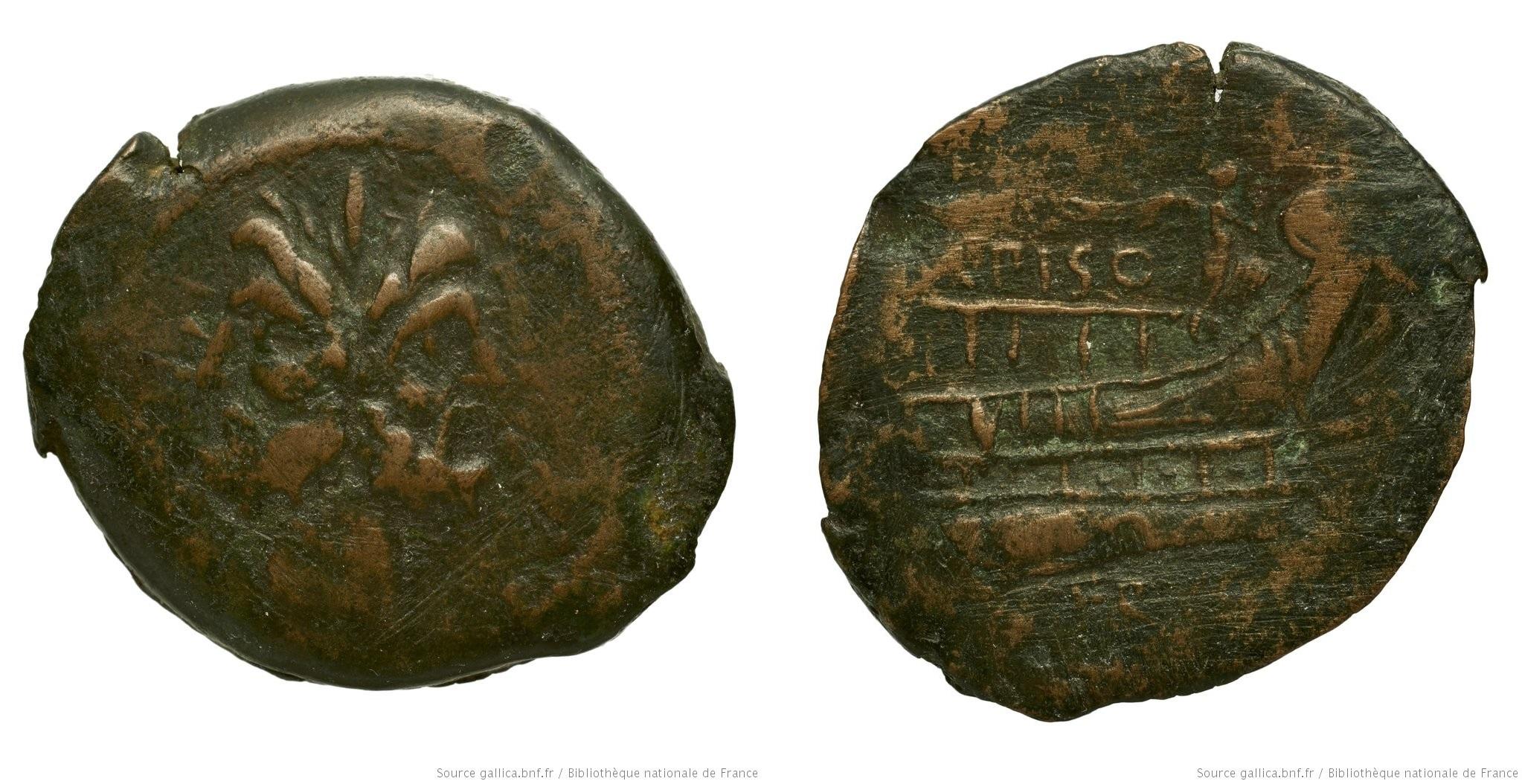 You are currently viewing 1208CA – As Calpurnia – Lucius Calpurnius Piso Frugi
