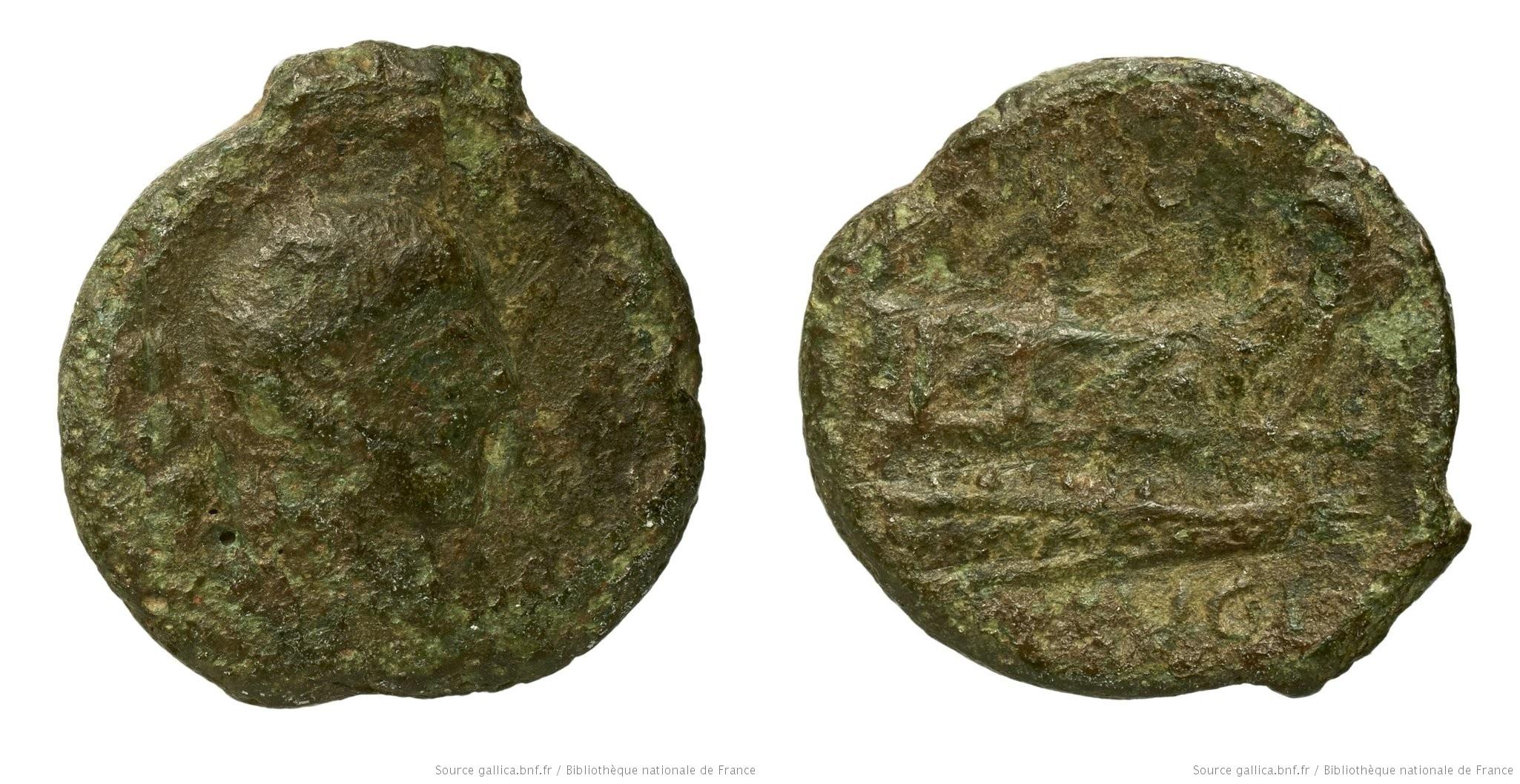 You are currently viewing 1210CA – Quadrans Calpurnia – Lucius Calpurnius Piso Frugi