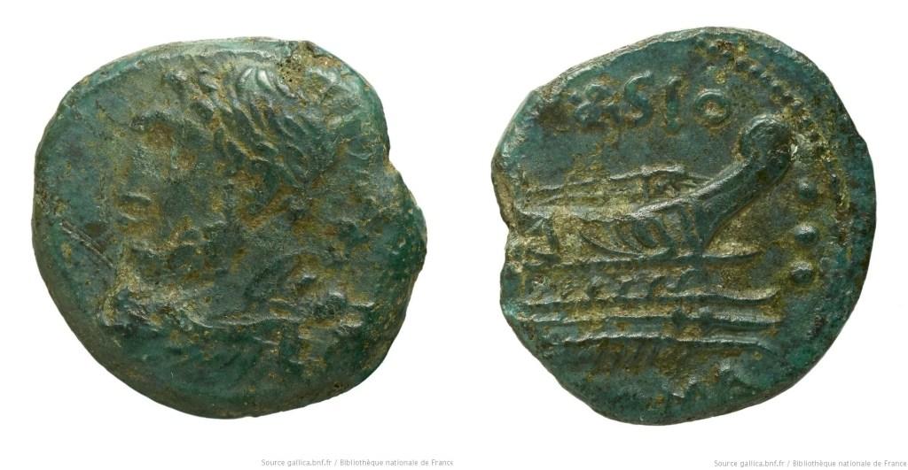 1110CO – Quadrans Cornelia – Cneius Cornelius Blasio