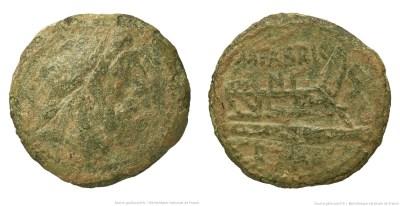 Read more about the article 984FA – Semis Fabrinia – M. Fabrinius