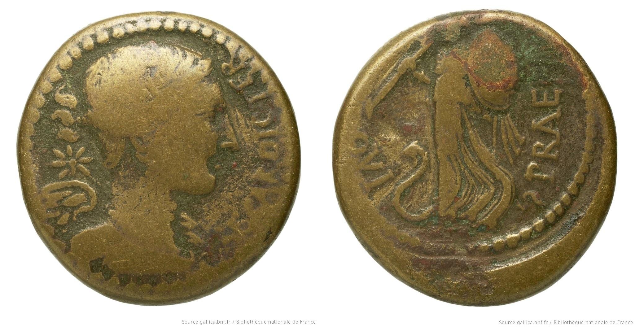 You are currently viewing 1518JU – Bronze César – Caius Clovius