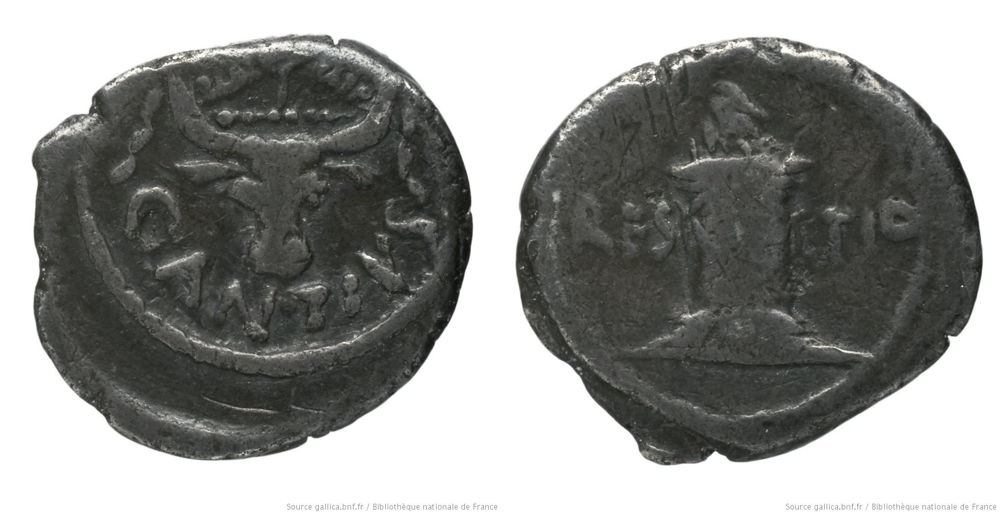 1456AN – Sesterce Antia – Caius Antius Restio