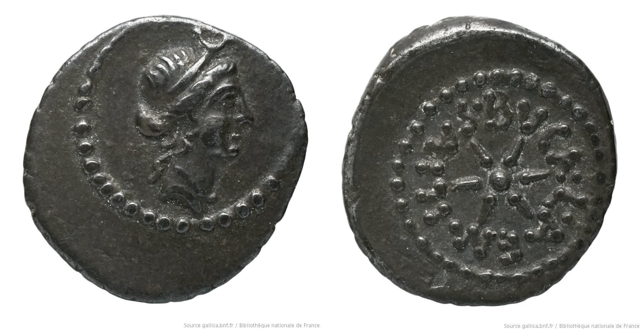 1547AE – Sesterce Aemilia – Lucius Aemilius Buca
