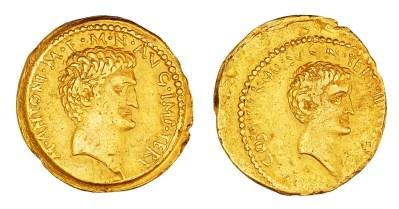 Read more about the article 1746AN – Aureus Marc Antoine – Marcus Antonius