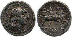 240CO – Quinaire Cornelia – L. Cornelius Lentulus