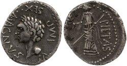 1520PO – Denier Sextus Pompée