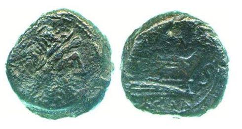 905TI – Semis Titinia – Caius Titinius