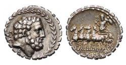 1279JU – Denier Serratus Juventia – Juventius Laterensis
