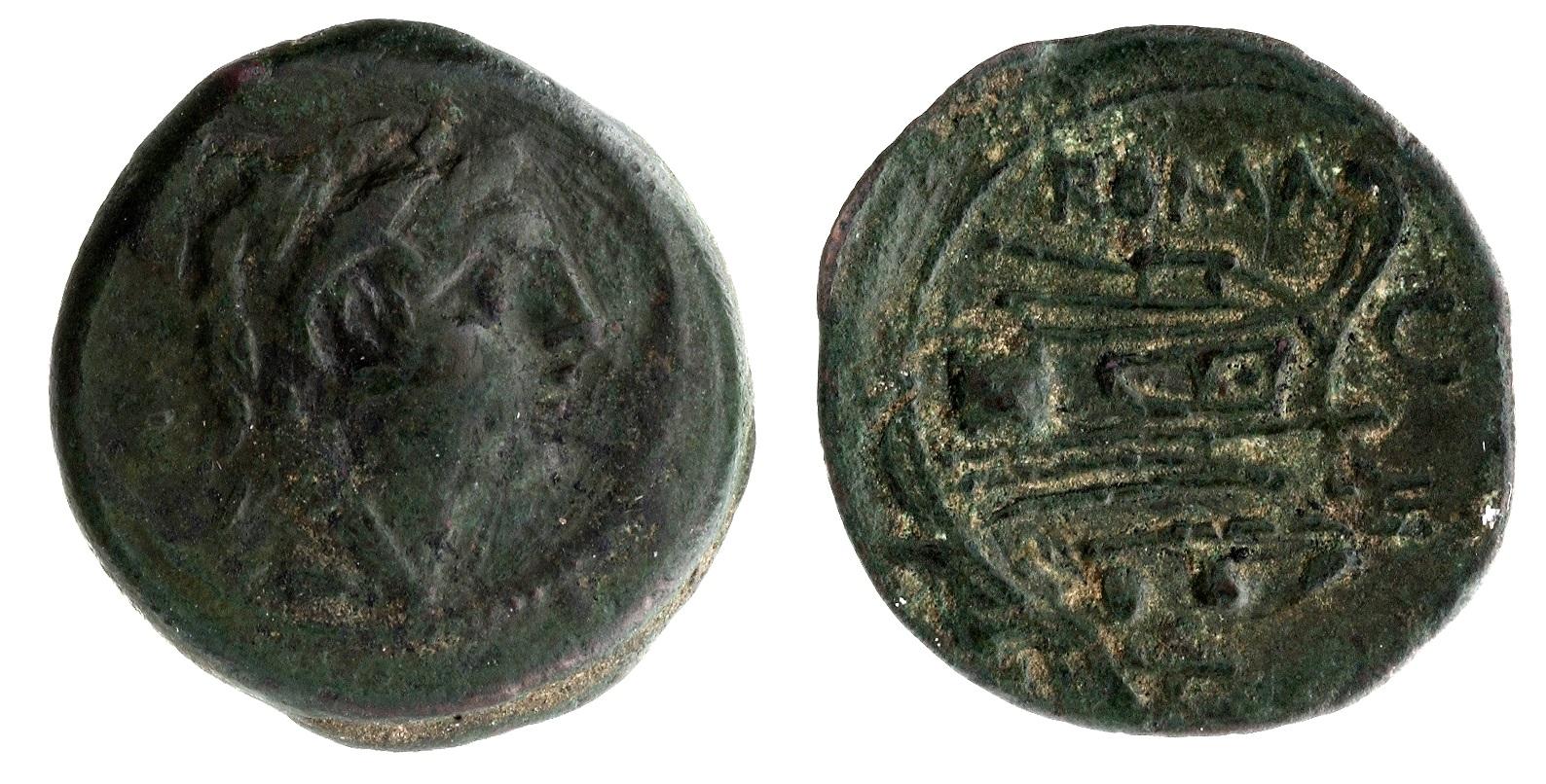 244CO – Quadrans Cornelia – L. Cornelius Lentulus