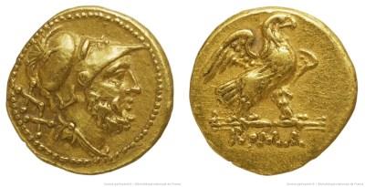 Read more about the article 164AN – Aureus de 20 As Anonyme