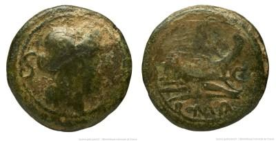 242CO – Semis Cornelia – L. Cornelius Lentulus
