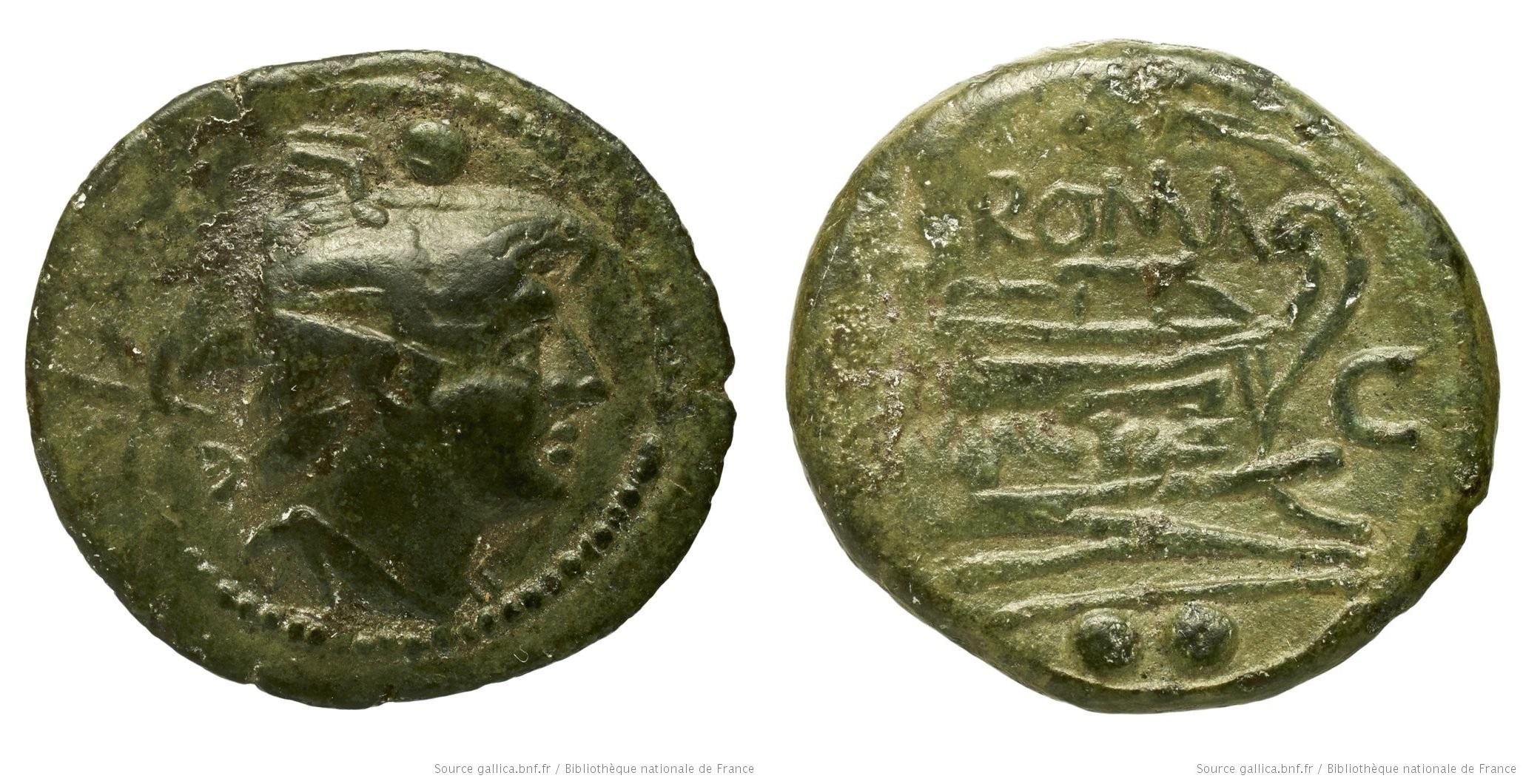 245CO – Sextans Cornelia – L. Cornelius Lentulus
