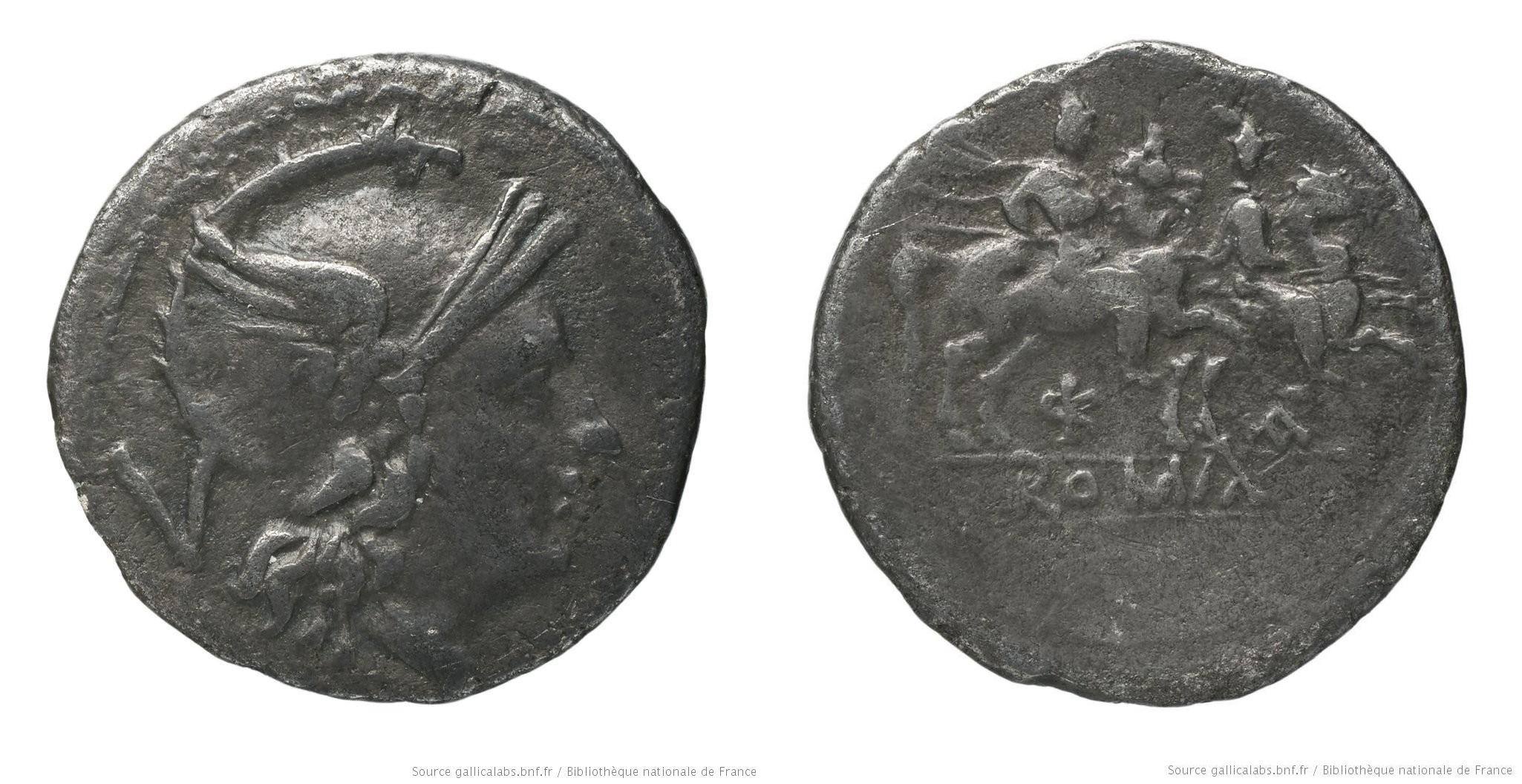 426VA – Quinaire Valeria – M. Valerius Laevinus