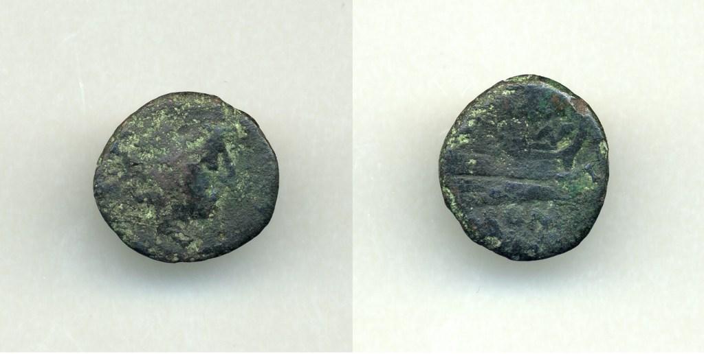 833SA – Sextans Saufeia – Lucius Saufeius