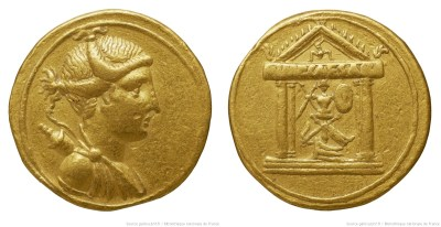 Read more about the article 2028AU – Aureus Octave – Caius Julius Cæsar Octavianus
