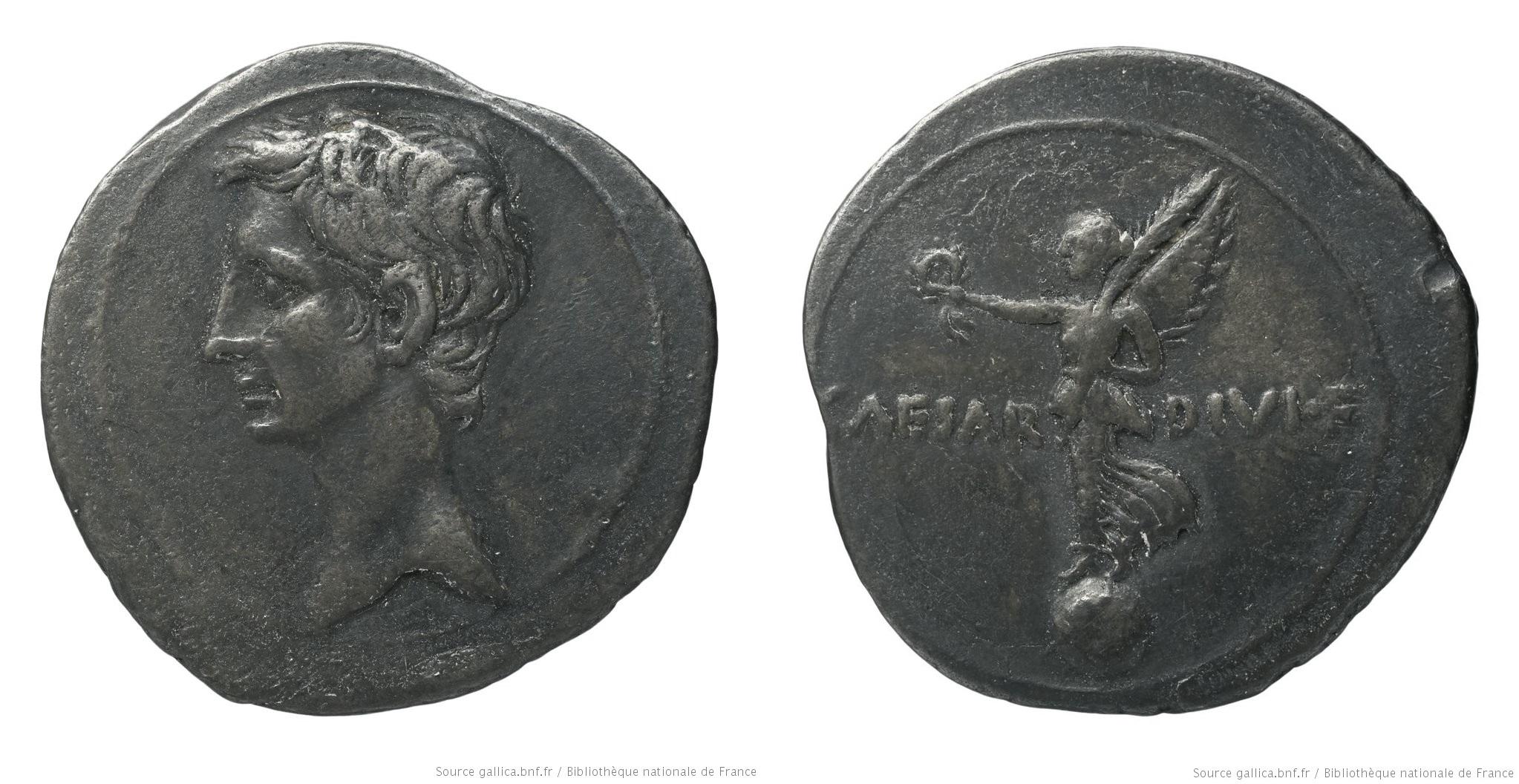You are currently viewing 2007AU – Denier Octave – Caius Julius Cæsar Octavianus