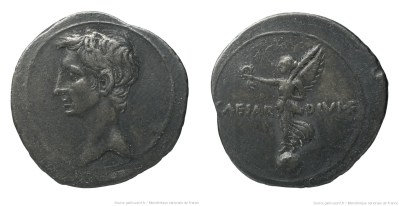 Read more about the article 2007AU – Denier Octave – Caius Julius Cæsar Octavianus