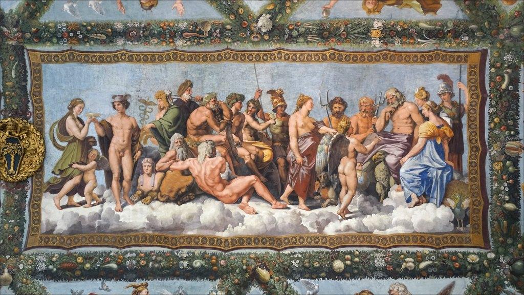 Quiz _ Les divinités romaines