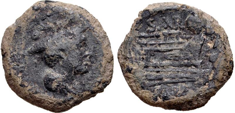 806AT – Sextans Atilia – Sextus Atilius Serranus