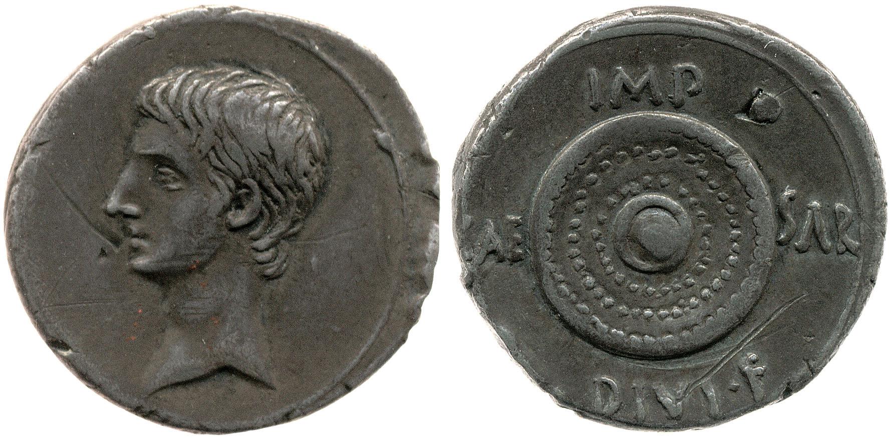 You are currently viewing 2036AU – Denier Octave – Caius Julius Cæsar Octavianus