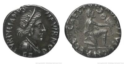 2045AU – Denier Auguste – P.Petronius Turpilianus