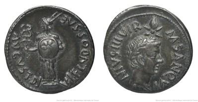 Read more about the article 2088AU – Denier Auguste – M.Sanquinius