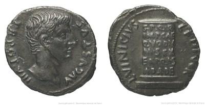 2107AU – Denier Auguste – L. Vinicius