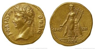 2245AU – Aureus Auguste