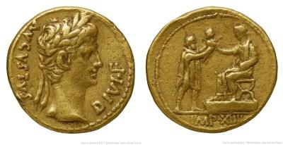 2261AU – Aureus Auguste