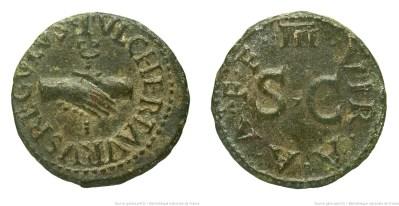 Read more about the article 2161AU – Quadrans Auguste – Pulcher, Taurus et Regulus