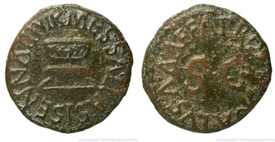 Read more about the article 2193AU – Quadrans Auguste – Apronius, Galus, Messalla et Sisenna