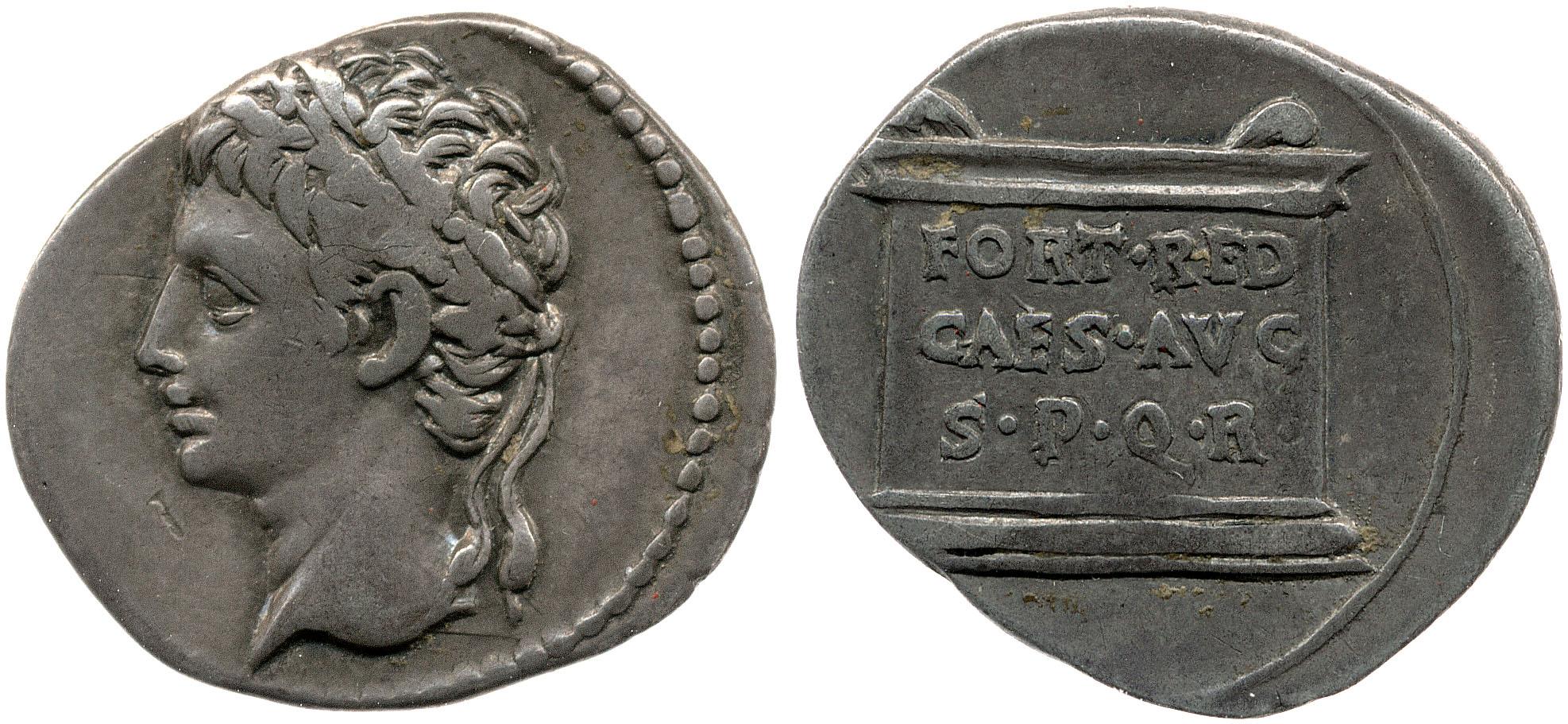 2318AU – Denier Auguste