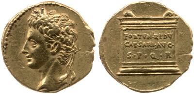 2319AU – Aureus Auguste