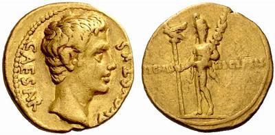 2353AU – Aureus Auguste
