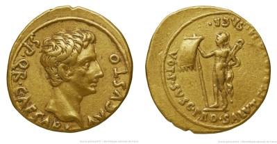 2433AU – Aureus Auguste