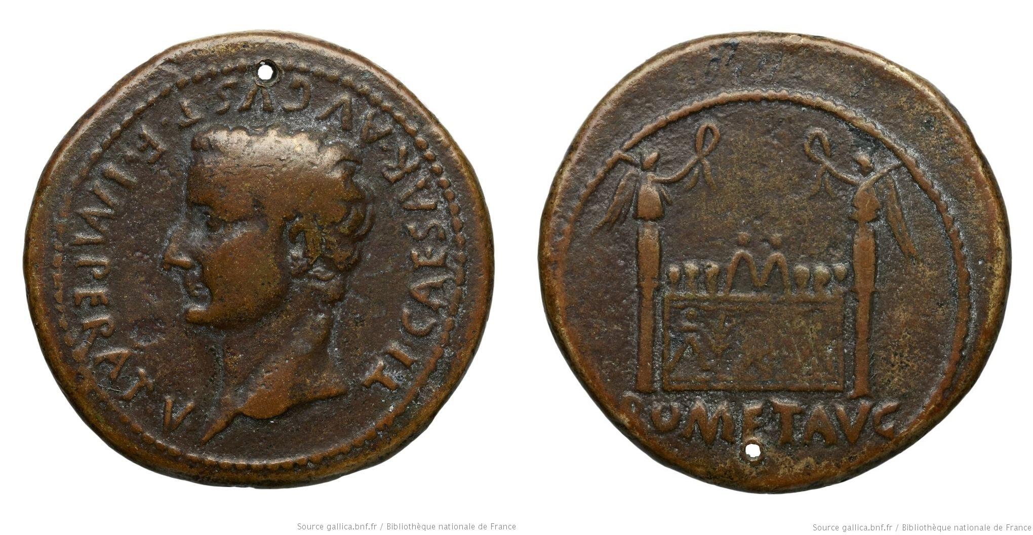 2294AU – Dupondius Tibère