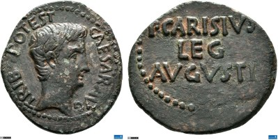 Read more about the article 2456AU – As Auguste – P. Carisius