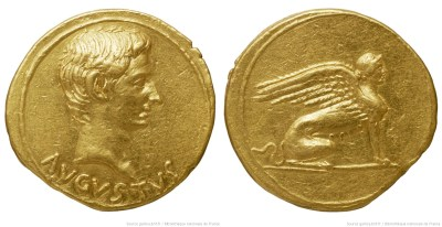 2502AU – Aureus Auguste