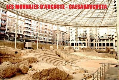 Les monnaies d'Auguste – Caesaraugusta (supposé)