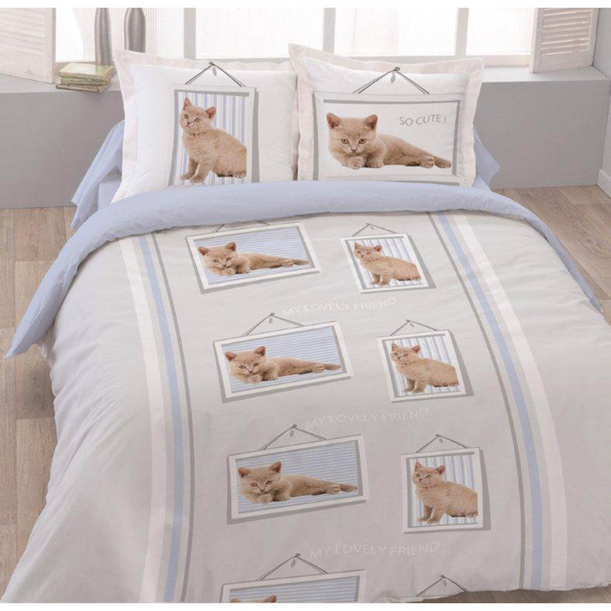 Housse Couette Cheval Personne