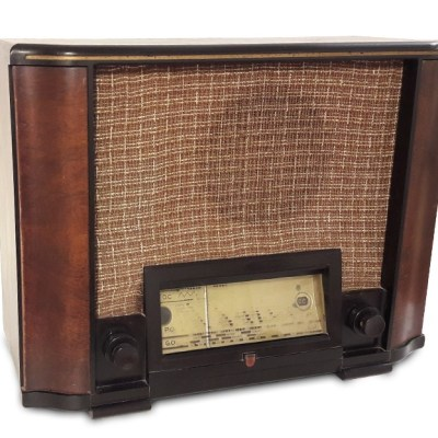 Philips 1942 radio vintage bluetooth LES DOYENS