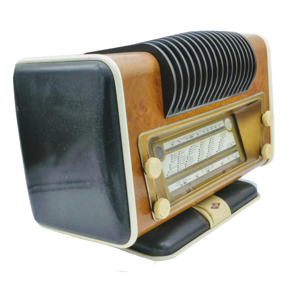SNR Excelsior poste radio vintage bluetooth LES DOYENS