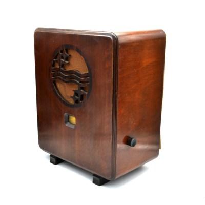 Philips 730A de 1931 Poste tsf radio vintage bleutooth